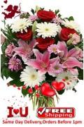 Gorgeous (Glass Vase)